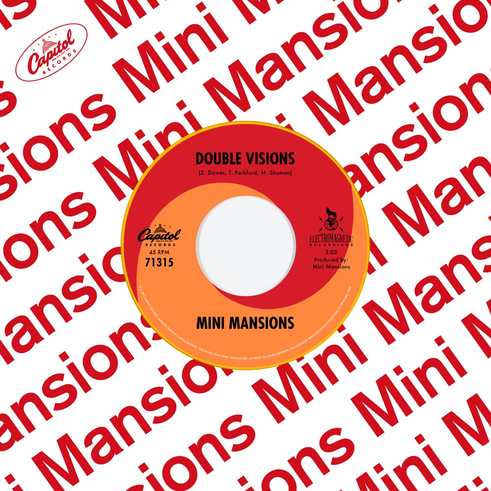 Image of Double Visions 7""