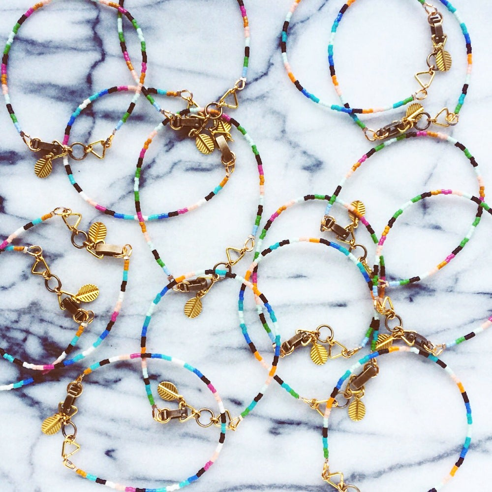 Image of Serpent Bracelet - Fall/Winter Colors