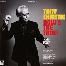 Image of Tony Christie - Now's The Time - CD Album