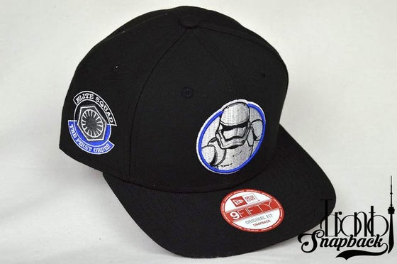 Image of RETROFLECT STORM TROOPER VII NEW ERA THE FORCE AWAKENS SNAPBACK OSFA