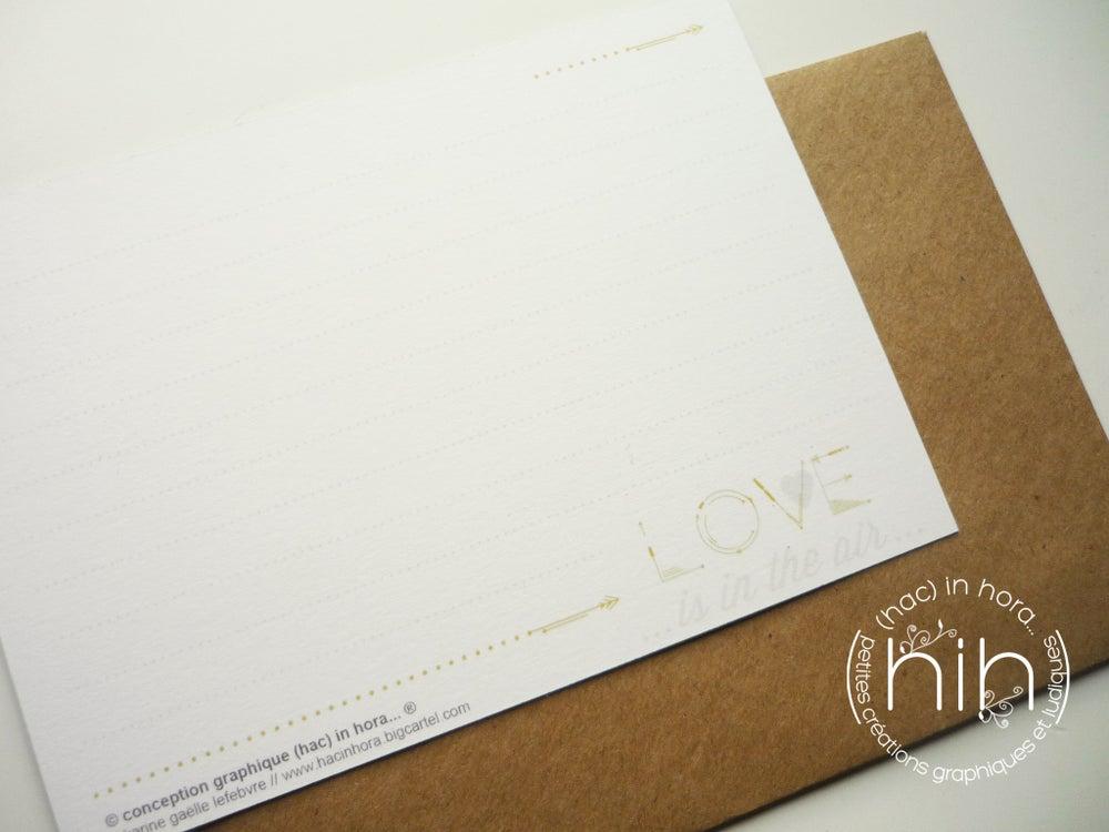 Image of cartes 'love' ➵➳black sagittas➳➵