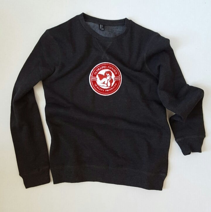 Image of Puffy Patch Sweatshirt
