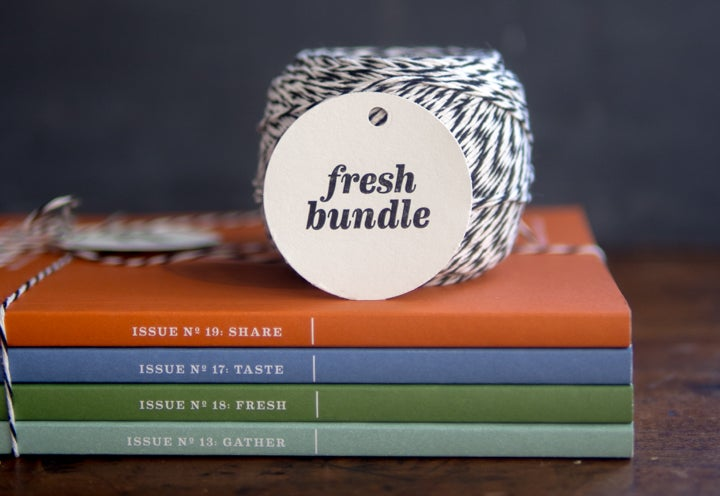 Image of fresh bundle