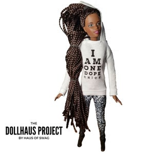 Image of I Am One Dope Chick Fashion Doll II