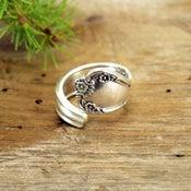 "Image of ""Daybreak"" Spoon Ring"