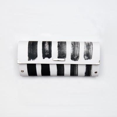 Image of Strip-ink / Clutch bag