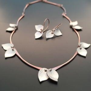 Image of Sweet Leaf Necklace