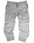Image of 'PEACE GOD' fleece pants