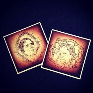 Image of 'COHLE & HART' Print Set