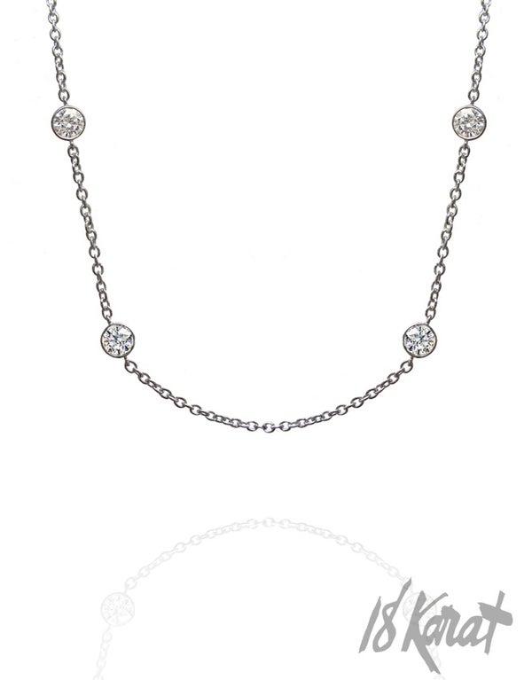 Marlene's Diamond Necklace - 18Karat Studio+Gallery