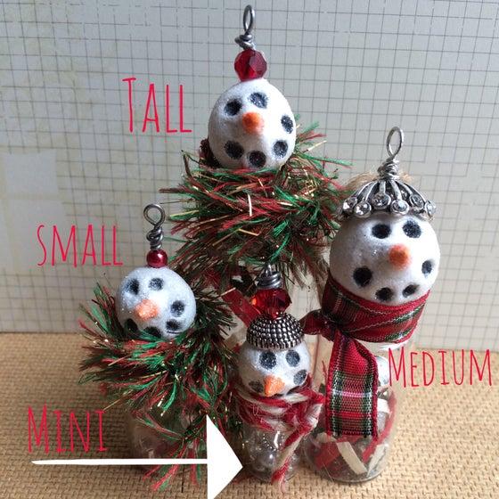 Image of Snowman Necklaces