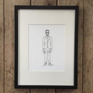 Image of One of Me – Framed Original