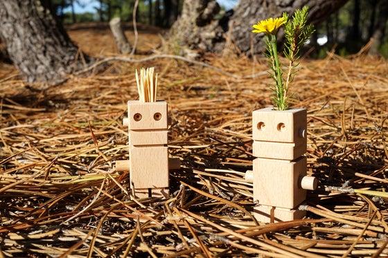 Image of Robot Pee-Wee