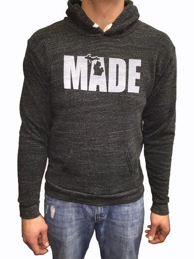 Image of MADE Unisex Hooded Sweatshirt