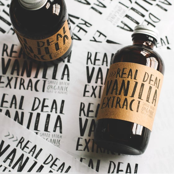 Image of REAL DEAL VANILLA EXTRACT