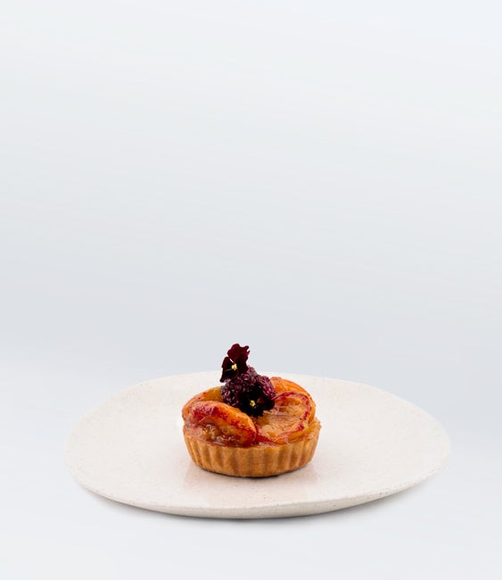 Image of Seasonal Stone Fruit Tart <br>(More Sizes Available)