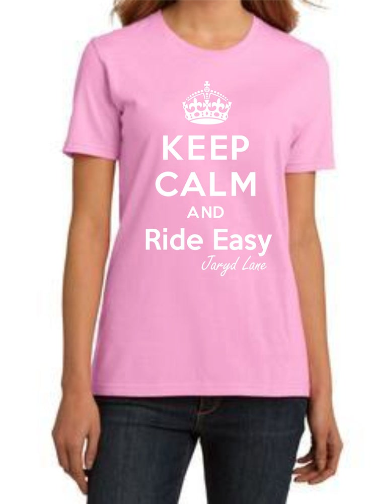 Image of Keep Calm & Ride Easy