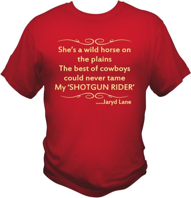 Image of Shotgun Rider