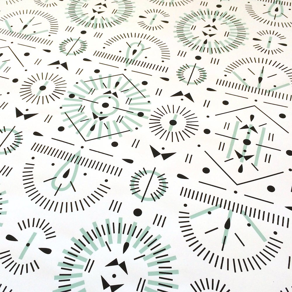 Image of GIFT WRAP MINT