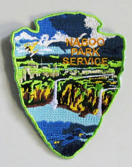 Image of Naboo Park Service Series #9 Patch - INSTOCK