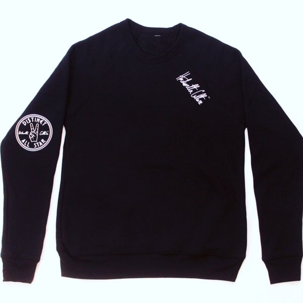 Image of The Coolest Black Sweatshirt