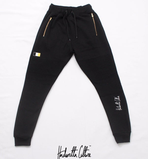 Image of Black Regulation Jogger Sweatpants