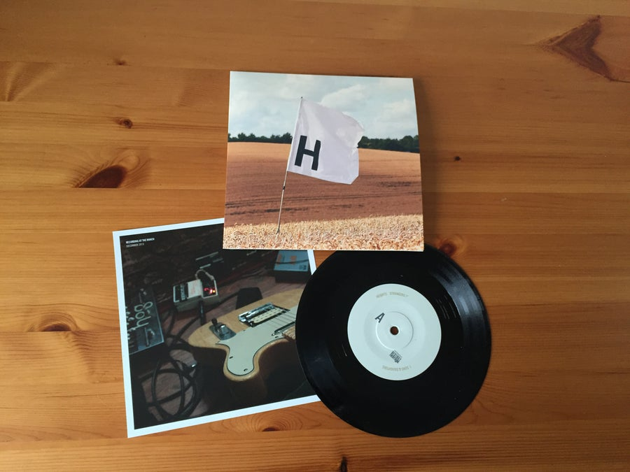 "Image of Strangers 7"" (Limited Edition)"
