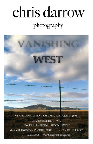 Image of Chris Darrow - Limited Edition Giclee Print - Vanishing West