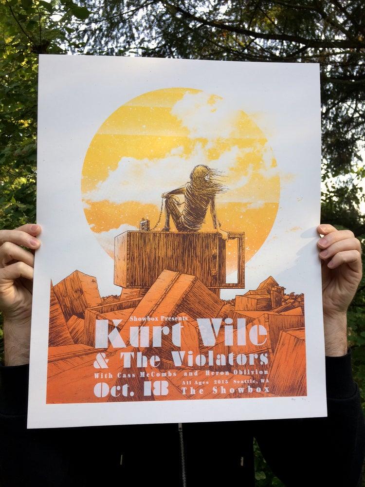 Image of The Showbox Presents Kurt Vile