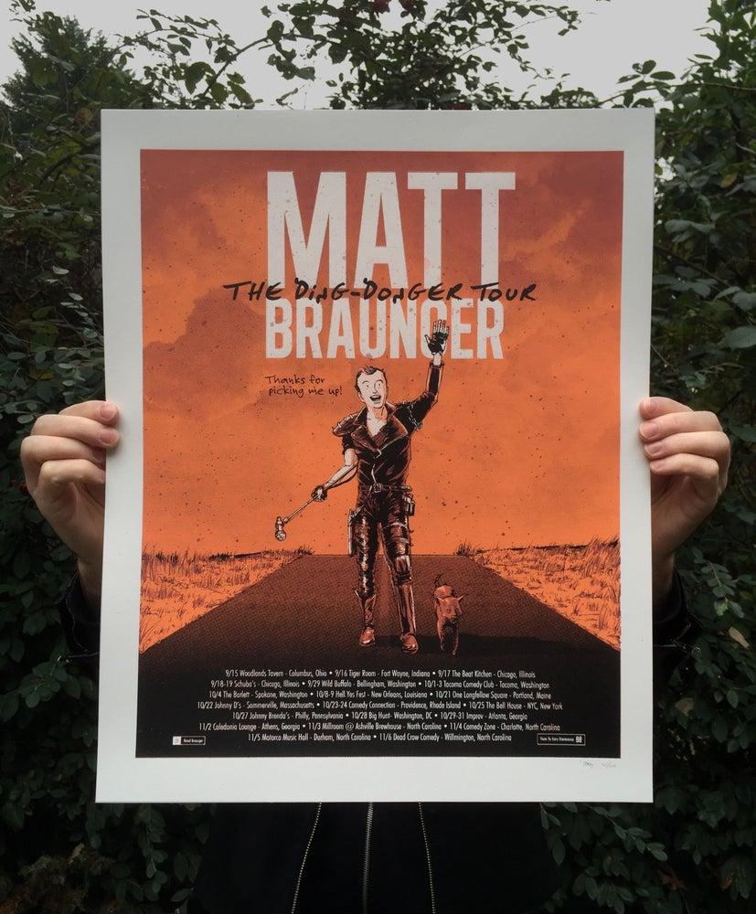 Image of Matt Braunger Ding-Donger Tour