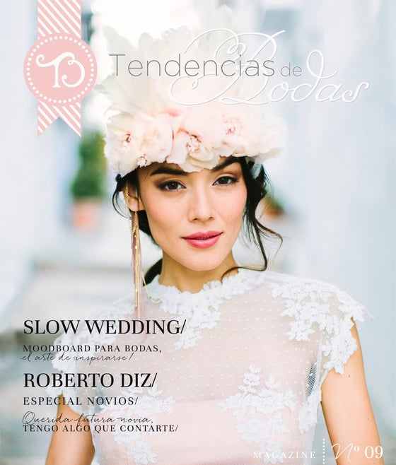Image of N09 Tendencias de Bodas Magazine