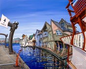 Image of Fisherman's Wharf 8x10 Photographic Print