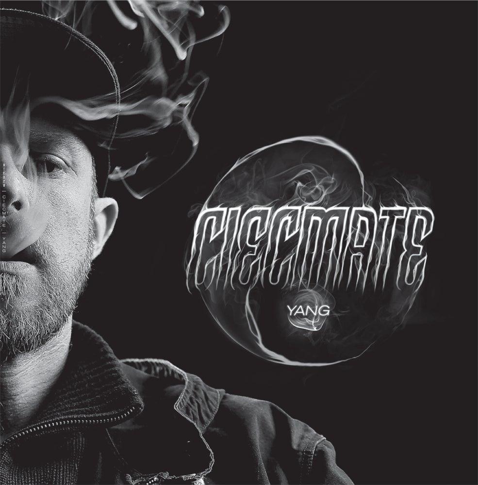 Image of Ciecmate - YANG EP (Vinyl)
