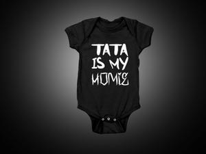 Image of Kids - Tata is My Homie Onsie