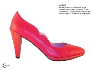 Image of MEDEE Rouge Framboise