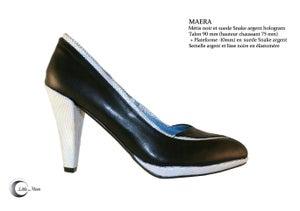 Image of MAERA Noir Argent
