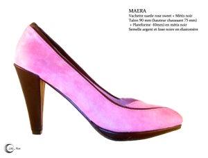 Image of MAERA Rose Noir
