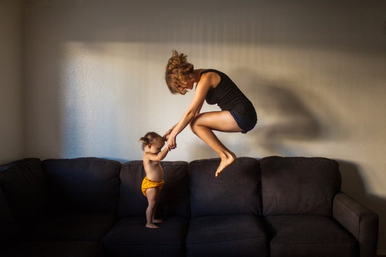 Image of Self Portraits of Motherhood