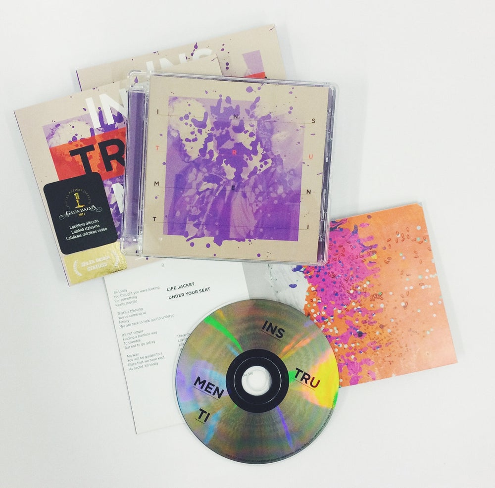 Image of TRU CD (2011)