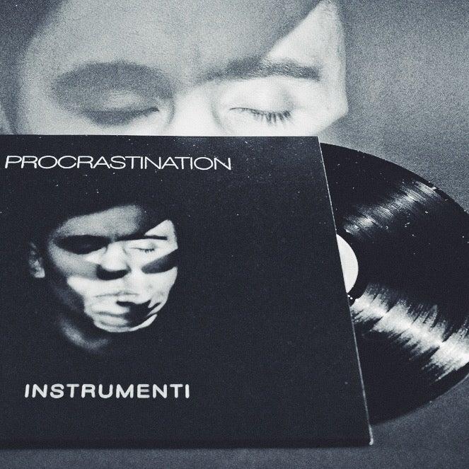 Image of PROCRASTINATION vinyl (2013)
