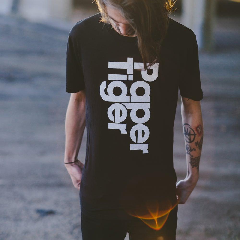 """Image of Paper Tiger """"Logo"""" Shirt"""