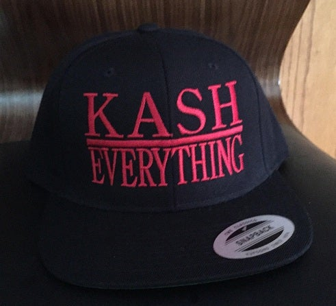 Image of Kash Over Everything snap backs