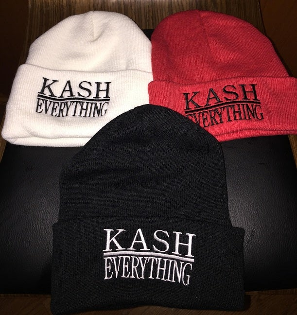 Image of Kash Over Everything Beanie