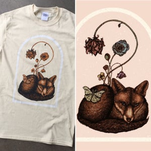 Image of Nightshade Shirt and Print Bundle