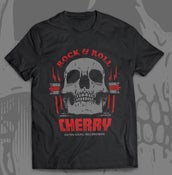 Image of Cherry Bar 'Skull' Shirt