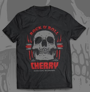 Image of Cherry Bar 'Skull' Shirt