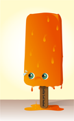 Image of Lol Lolly (A1) - Melt you evil sweetness!