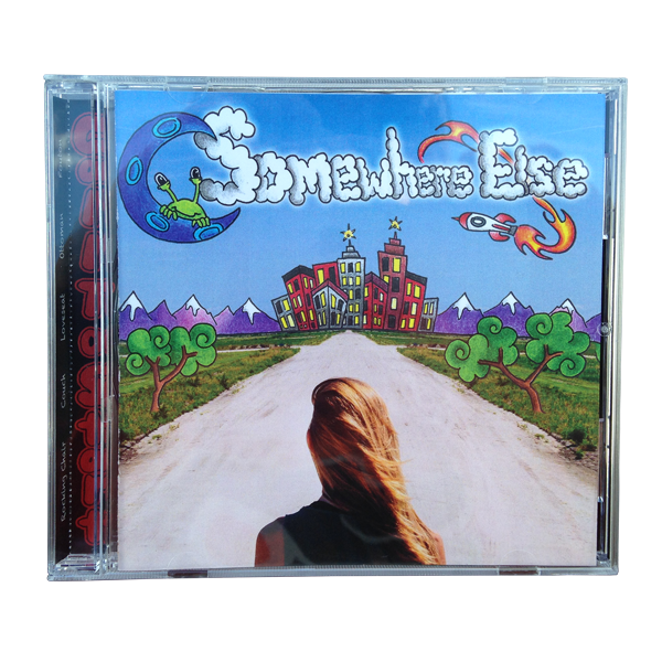 Image of Somewhere Else EP