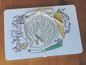 Image of Kimchi! postcard set