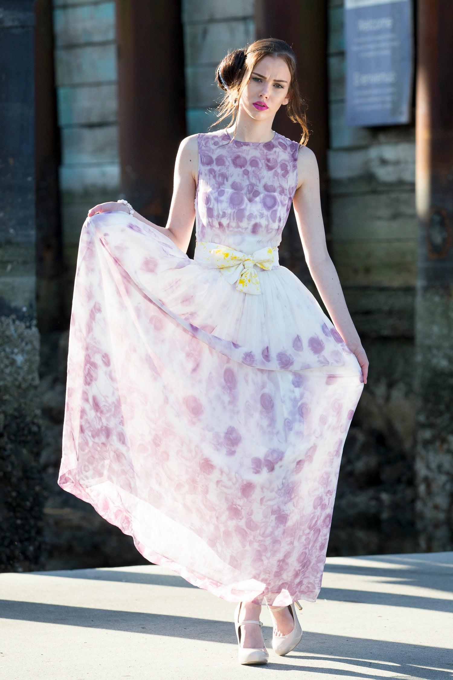 Image of Jacaranda Gown